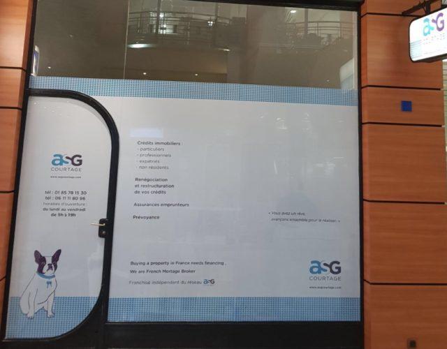 ASG Courtage paris 8